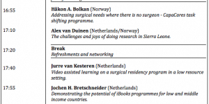 "Final programme – Symposium 9.marts. ""From Turmoil to Sustainability"""