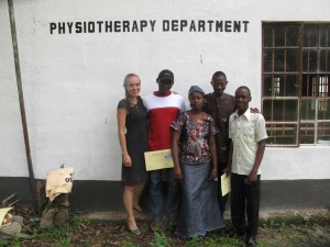Fys Fysioterapi Physiotherapy Department Marie